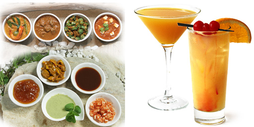 chutnies and cocktails